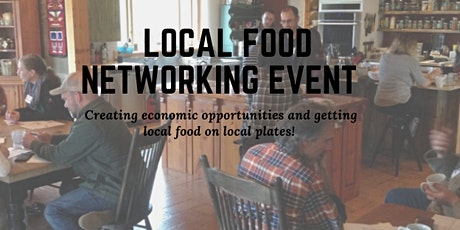Local Food Networking Event tickets