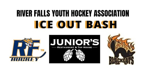 River Falls Youth Hockey Ice Out Bash