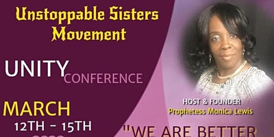 Unstoppable Sisters Unity Conference