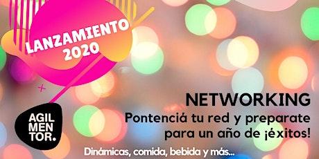AgilMentor Lanzamiento 2020  (Networking) entradas