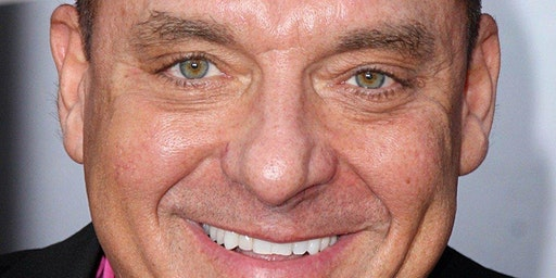 Tom Sizemore Book Signing: By Some Miracle I made it Out of There: A Memoir