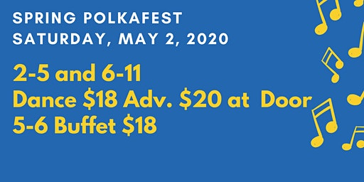 Spring Polkafest Saturday