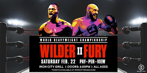 Wilder/Tyson Fight