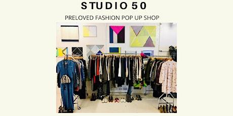Preloved Fashion Pop Up Shop tickets