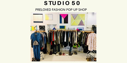 Preloved Fashion Pop Up Shop