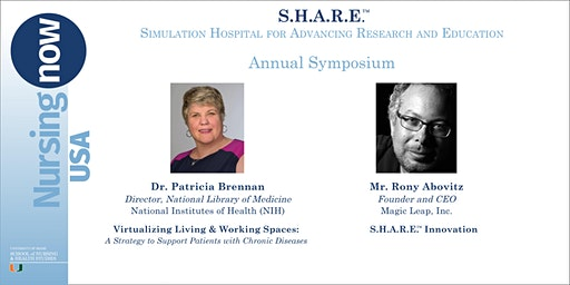 NURSING NOW USA South Florida Lecture Series  &  Annual Symposium