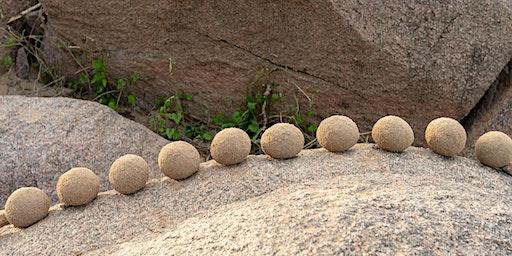 Creating Sand Globes