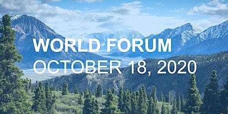 World Forum Davos 2020 tickets