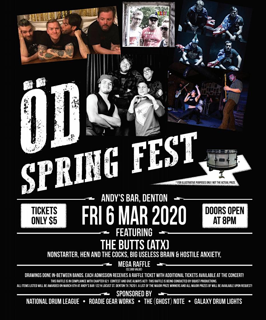 Öqvist Drums Spring Fest