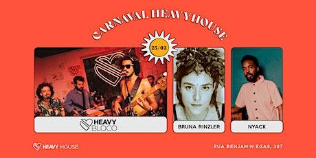 Carnaval HH :: Heavy Bloco com DJ Set de Nyack e Bruna Rinzler ingressos