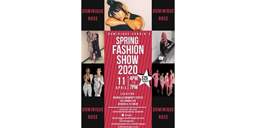 Dominique Rose 2020 Spring Fashion Show