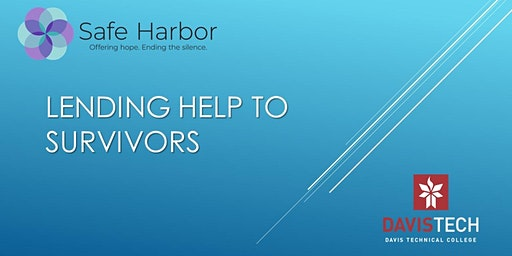 Safe Harbor: Professional Development Lunch & Learn