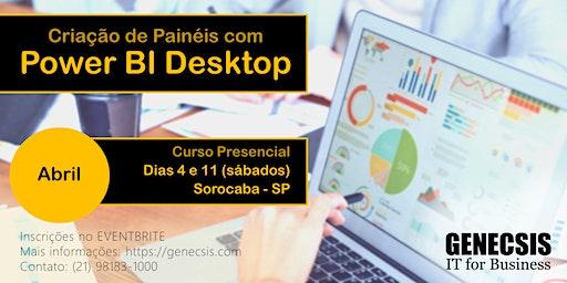 Criação de Painéis com Power BI Desktop