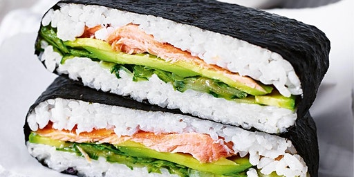 Wrapping it up with Sushi Sandwiches
