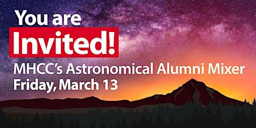 MHCC's Astronomical Alumni Mixer
