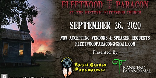 Fleetwood ParaCon 2020