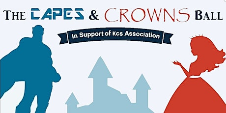 Capes and Crowns Ball 2020 tickets