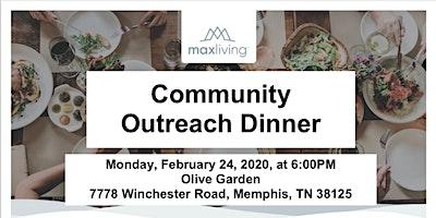 Community Outreach Dinner