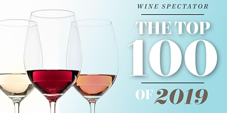 Wine Night February - Wine Spectator's Top 100 Wines of 2019 tickets