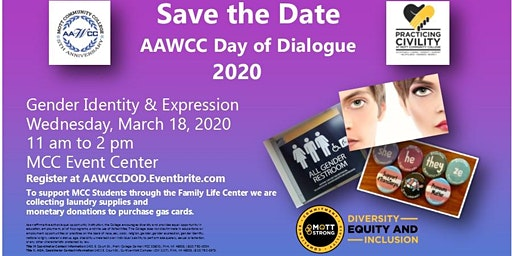 Day of Dialogue: Gender Identity & Expression