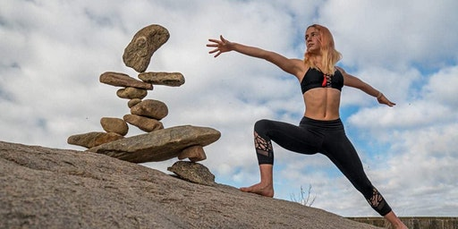 Hatha Yoga with Avery of Luminous Yoga Studio
