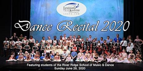 River Ridge School of Music & Dance - Spring Dance Recital 2020 tickets