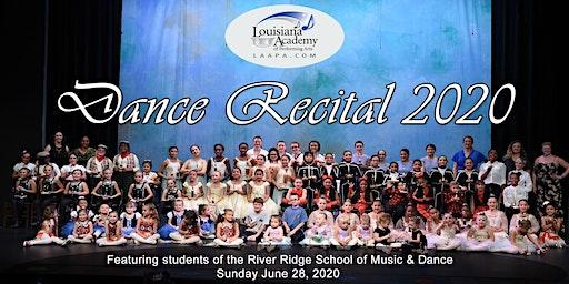 River Ridge School of Music & Dance - Spring Dance Recital 2020