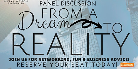 POWERPanel- From a Business Dream to a REALITY tickets