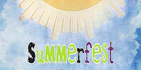 CM Photo Solutions Summerfest Workshop tickets