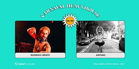 Carnaval HH :: Rodrigo Bento e Arturo tickets