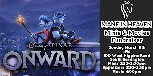 Mane in Heaven Minis & Movies Fundraiser