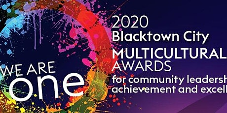 Blacktown Multicultural Awards tickets