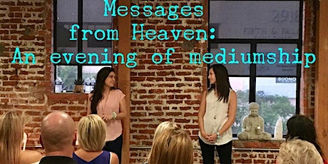 Messages from Heaven: an Evening of Mediumship tickets