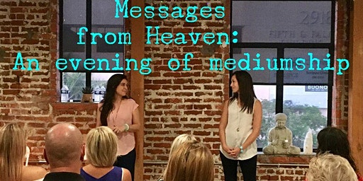 Messages from Heaven: an Evening of Mediumship