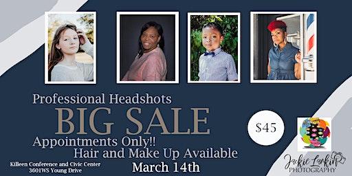 Professional Headshots by Jackie Larkin Photography