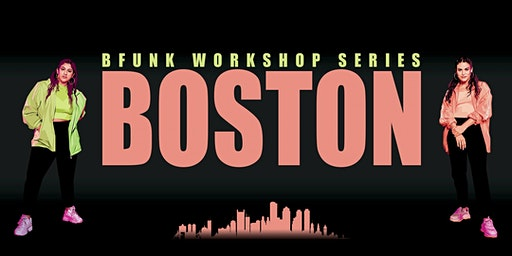 BOSTON - BOLLYFUNK WORKSHOP | Limited spots available!