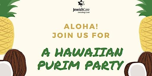 Hawaiian Luau Purim Party