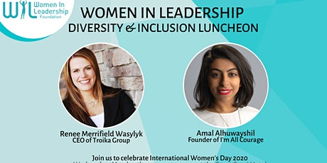 Women in Leadership Diversity & Inclusion Luncheon tickets