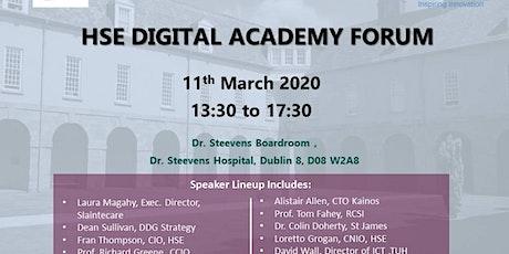 Digital Academy Forum Quarter 1 tickets