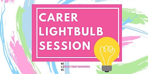 Foster and Kinship Carer Lightbulb Session - Sunshine
