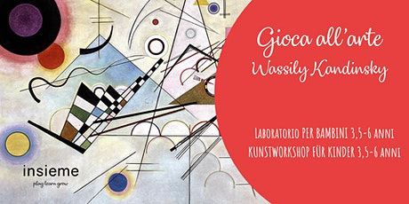 Kunstatelier für Kinder - Wassily Kandinsky Tickets