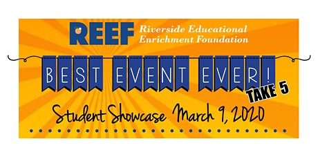 REEF's Best. Event. Ever! Take 5 tickets