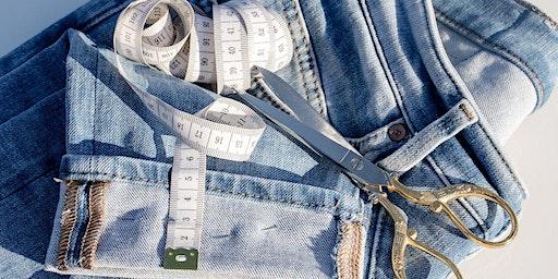 Atelier couture : transformez un jean en sac