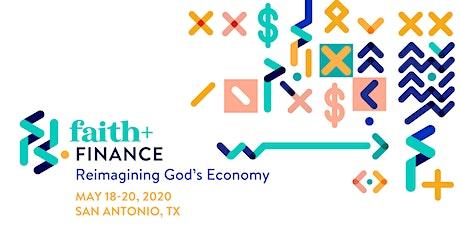 Faith+Finance: Reimagining God's Economy tickets