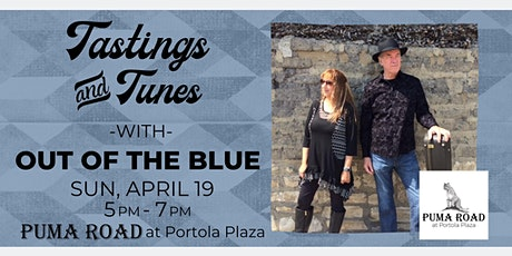 Live Music - Tastings & Tunes w/ Out of the Blue tickets