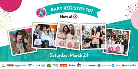 Bump Club and Beyond and Target Present Baby Registry 101 tickets