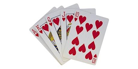 2020 Fundraising Poker Tournament tickets