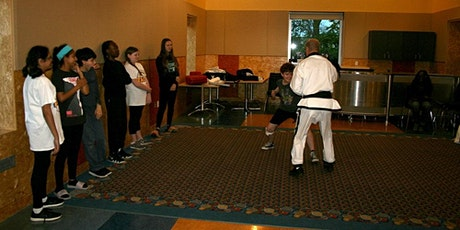 Introduction to Teen Self Defense - (Rogers Memorial Library) tickets