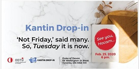Kantin Drop-in February! tickets
