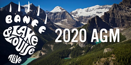 Banff & Lake Louise Tourism AGM 2020 tickets